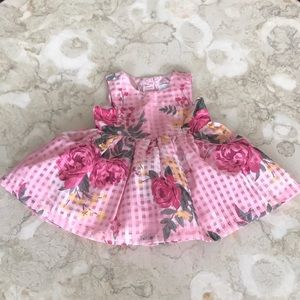 NWT Children's Place Party Dress 6/9M
